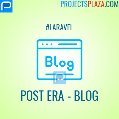 free blogging system with larave