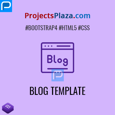 bootstrap-4-blog-template