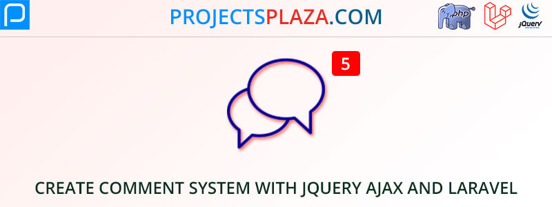 create-comment-system-with-jquery-ajax-and-laravel-7