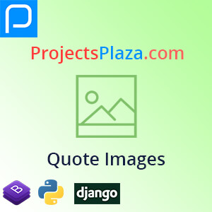 quote-images-website-project-in-django