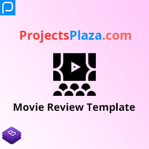 movie-review-bootstrap-4-template
