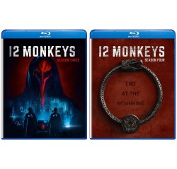 Universal season 3 and 4 Blu-ray quick report