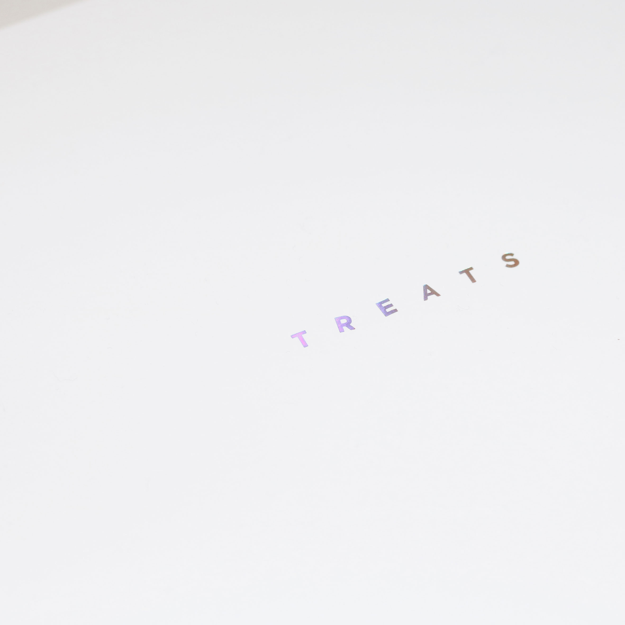 Project: Treats Packaging