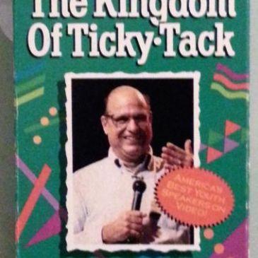 Kingdom of Ticky Tack – Tony Campolo