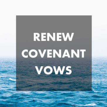Lifeline Renews Covenant Vows