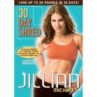 30 Day Shred Challenge Accepted!