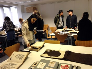 Special Collections Visit