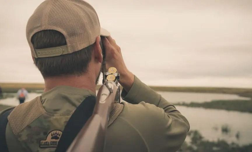 observing sage grouse