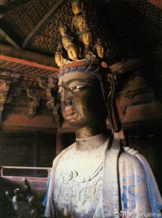 The eleven-faced Guanyin