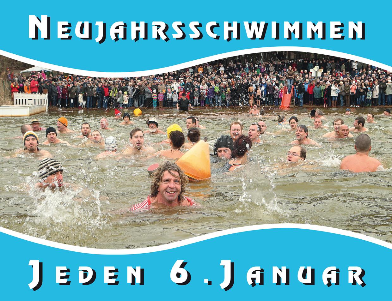 Neujahrsschwimmen 2017