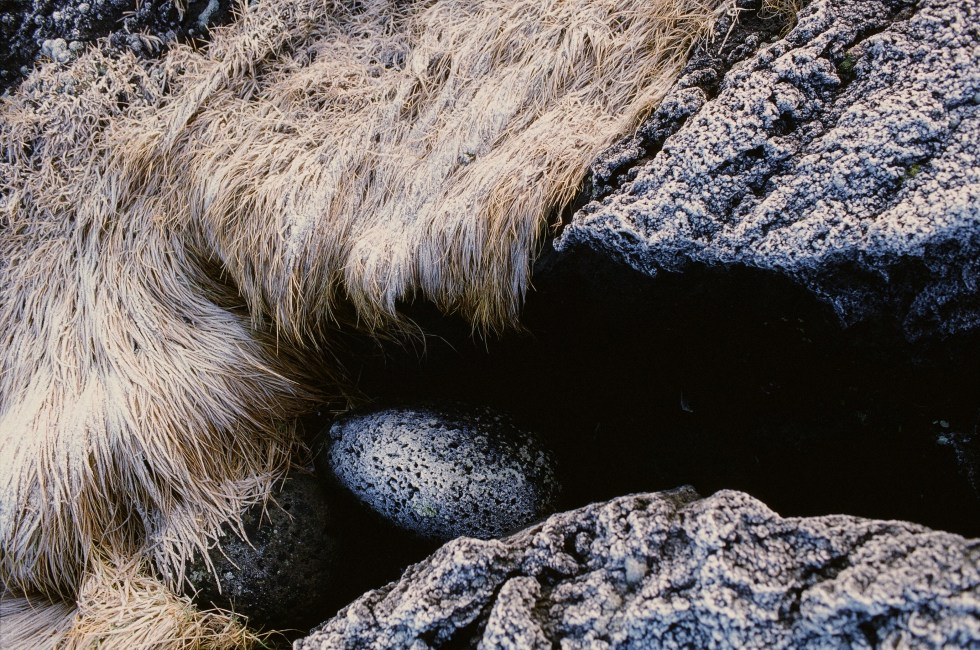 Photo of Icelandic terrain