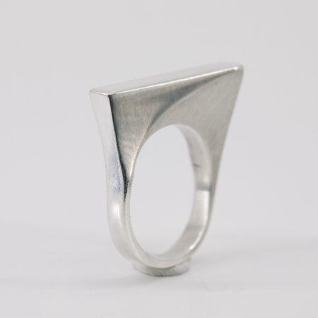 Minimalist Silver RIng