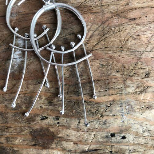 Artisan hoops