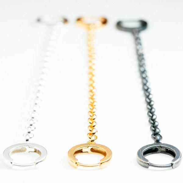 Handcuff earrings for sale
