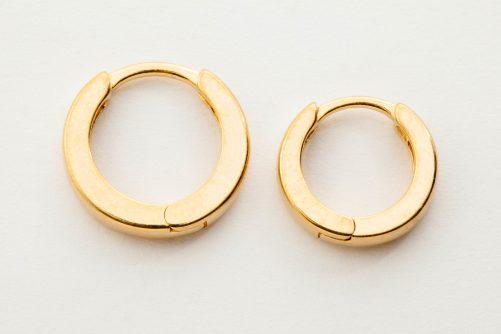 Hinged earrings for men for sale
