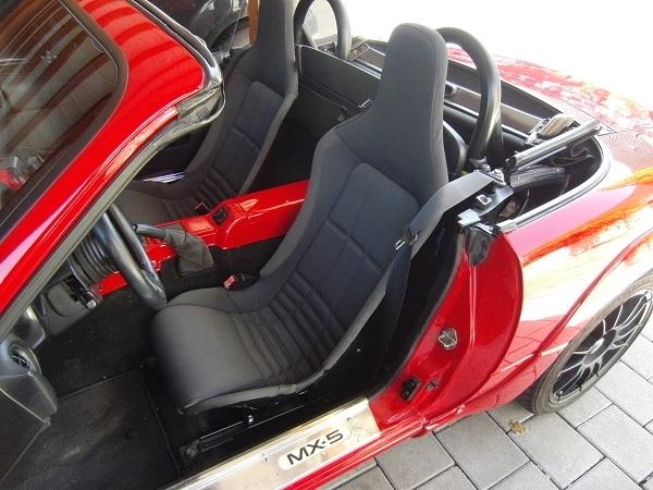Lotus Elise - OEM Sitz