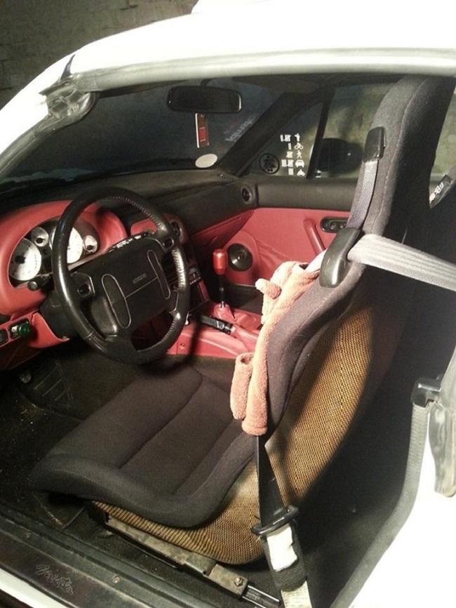 Recaro RS-Limited Sitze