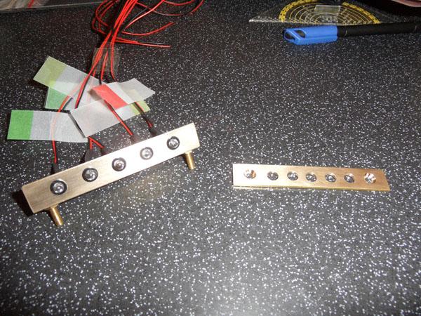 LED-Blende