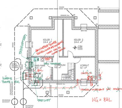 Der Keller im Plancheck Version 2