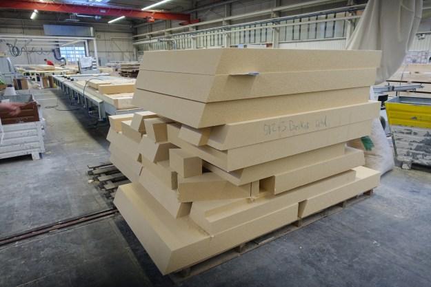 Holzfaserdämmplatten 160mm