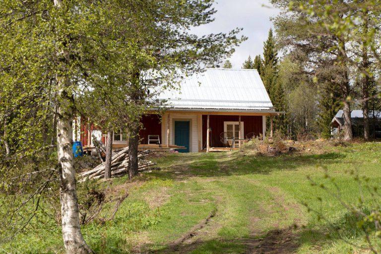 Hus som är sålt