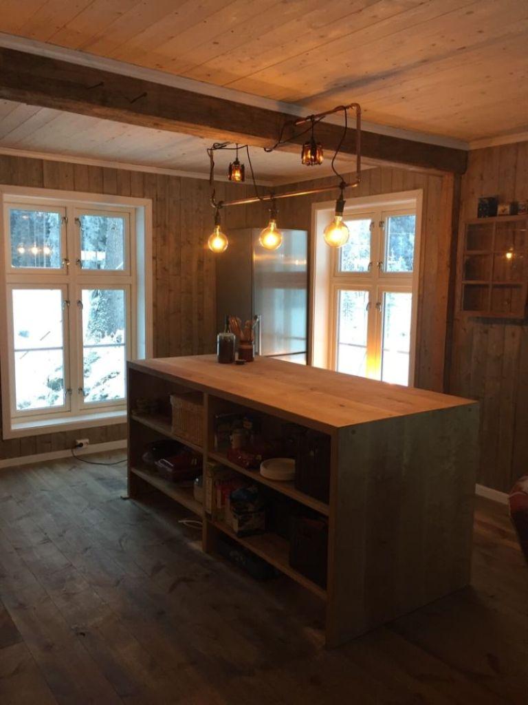 Hus till salu, objekt nr 10, nyrenoverad gård i Olden
