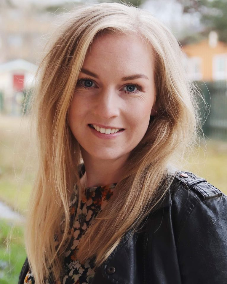 Matilda Meijerborg. Foto © Jämtlands Tidning