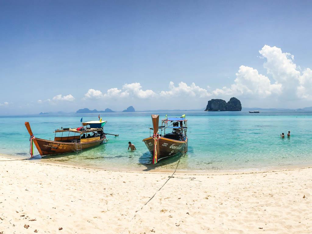 egzotyczne plaże Tajlandii