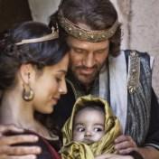 David, Batșeba și Solomon.