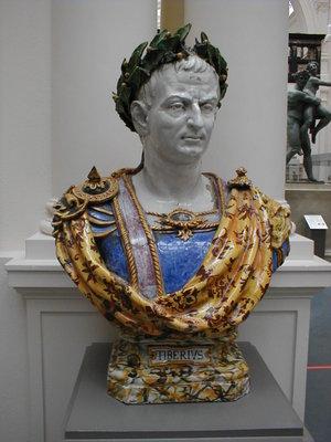 Bustul lui Tiberius