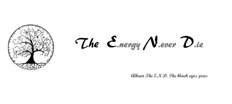 the energy never die