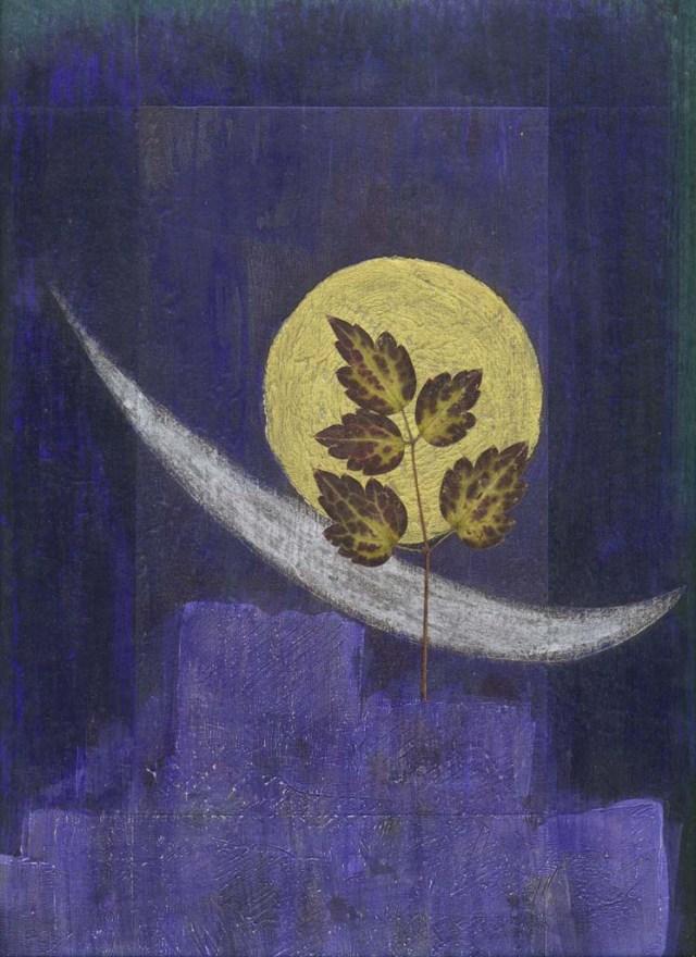 en route vers la nouvelle lune