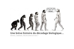 Une brève histoire du décodage biologique
