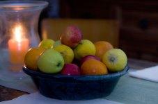 fruits d'hiver en provence