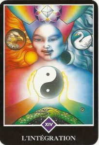 l'integration tarot osho