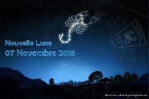 Nouvelle Lune de Novembre, briser l'hymen de notre auto contemplation !