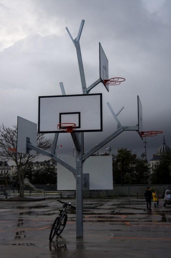 Arbre à basket