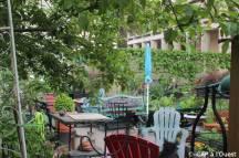 jardin communautaire dans Greenwich Village