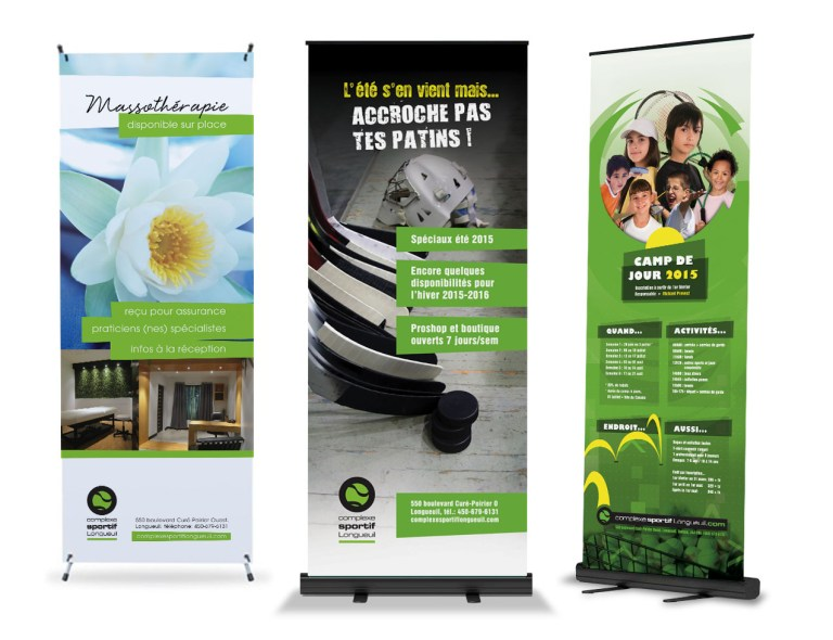 Bannieres-Banners-Design graphique
