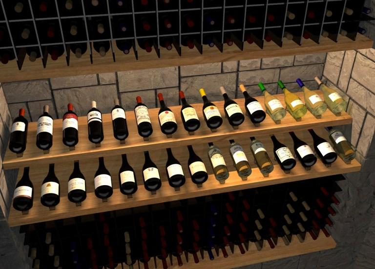 Cave à vins Chambre_a_vins_wine_room_exposition_3D