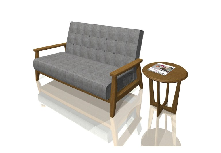 Divan_Table_de_chevet_Couch_coffe_table