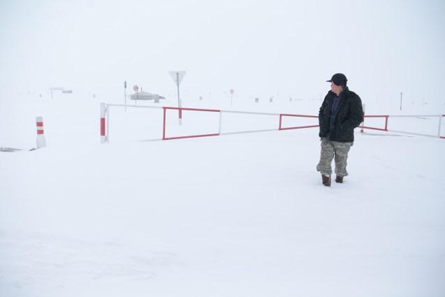 Erdenet qui vérifie la route