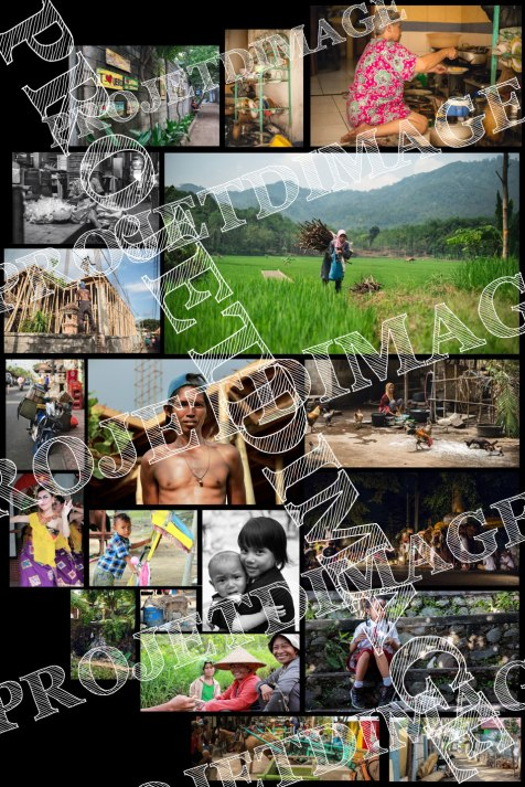 Indonésie - Panneau Gauche. N° 1 à 20