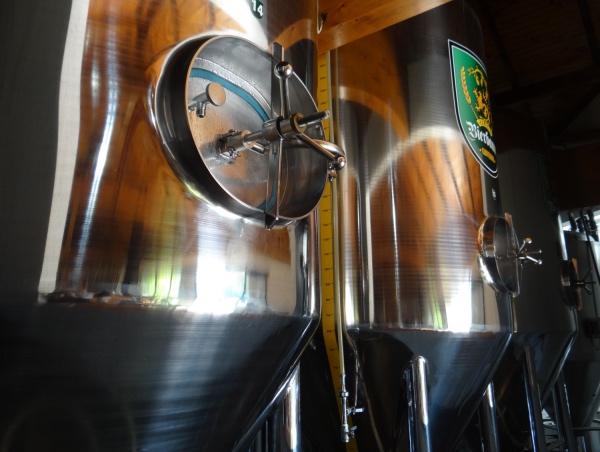 Processo de fabricação da cerveja Bierbaum
