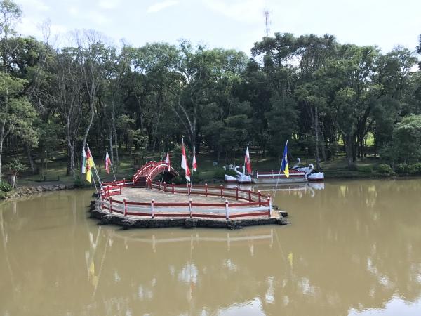 Parque dos Imigrantes Treze Tílias