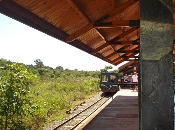 Trem Puerto Iguazu