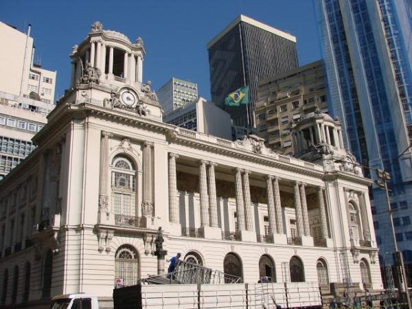 Palácio Pedro Ernesto - Câmara Municipal do Rio de Janeiro