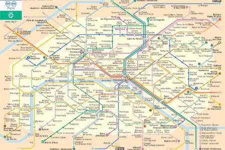 Como se locomover em Paris por 1, 2, 3 ou 5 dias – Paris Visite