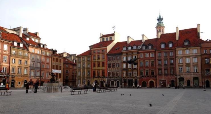 Turismo em Varsóvia: o que conhecer na capital da Polônia