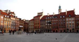 Turismo em Varsóvia